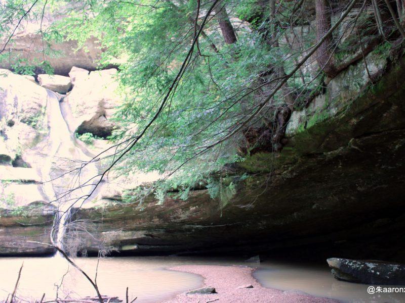 Photo of Cedar Falls.